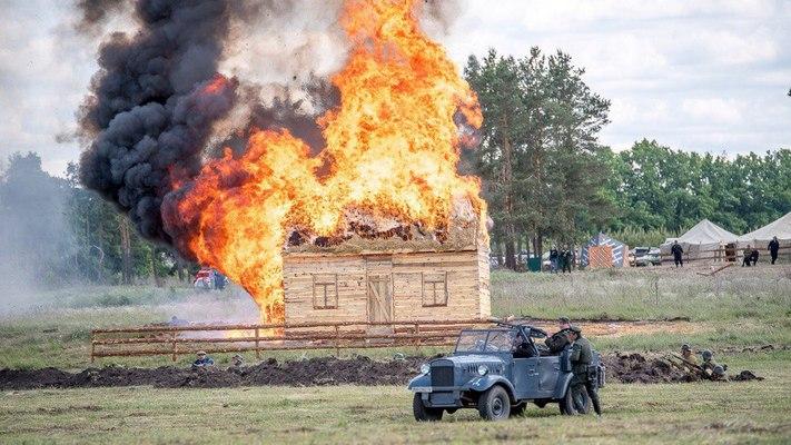 Под Воронежем пройдёт трёхдневный международный военно-исторический фестиваль