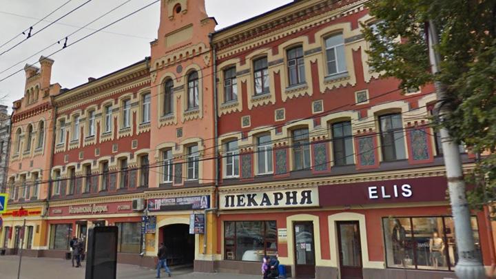 Чиновники сообщили даты проведения ремонта разрушающегося дома XIX века в Воронеже