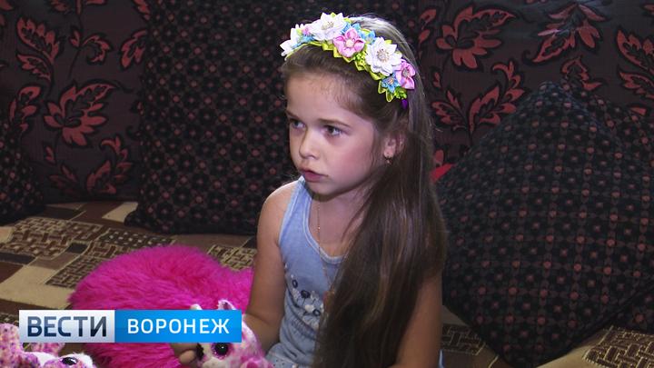 «Хочу длиннее!» Самая длинноволосая девочка России замахнулась на Книгу рекордов Гиннеса
