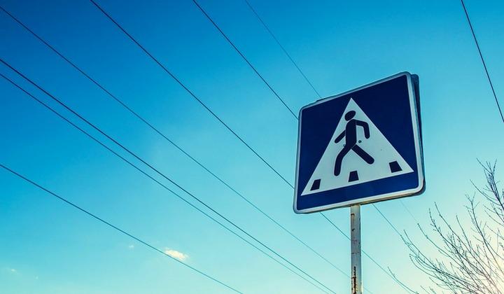 В Воронежской области иномарка насмерть сбила мужчину на пешеходном переходе