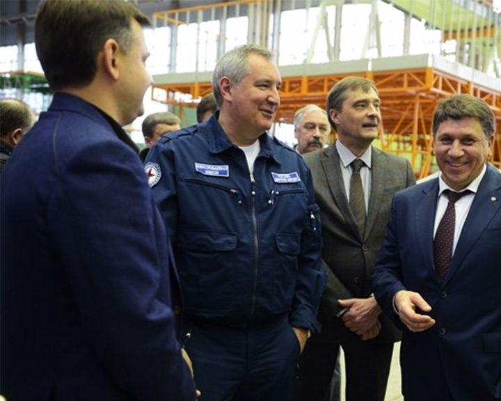 Дмитрий Рогозин: Россия готова принять авиаконструкторов с украинского концерна «Антонов»