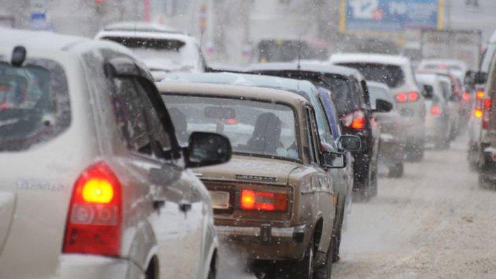 Воронеж вошёл в сотню городов мира с самыми большими пробками