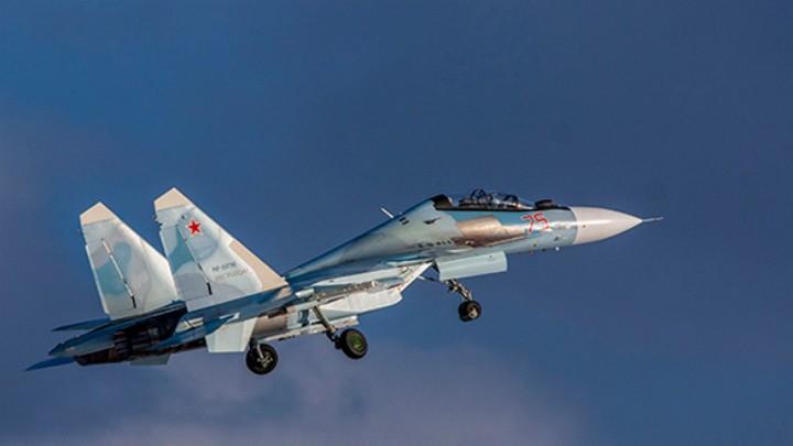 Военные опубликовали фото «командирских полётов» в Воронежской области