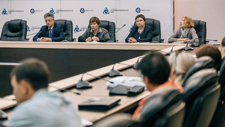 Нововоронежская АЭС получила сертификат на соответствие экологическим требованиям