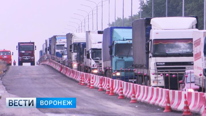 Как не попасть в пробку на трассе М-4 «Дон» в Воронежской области