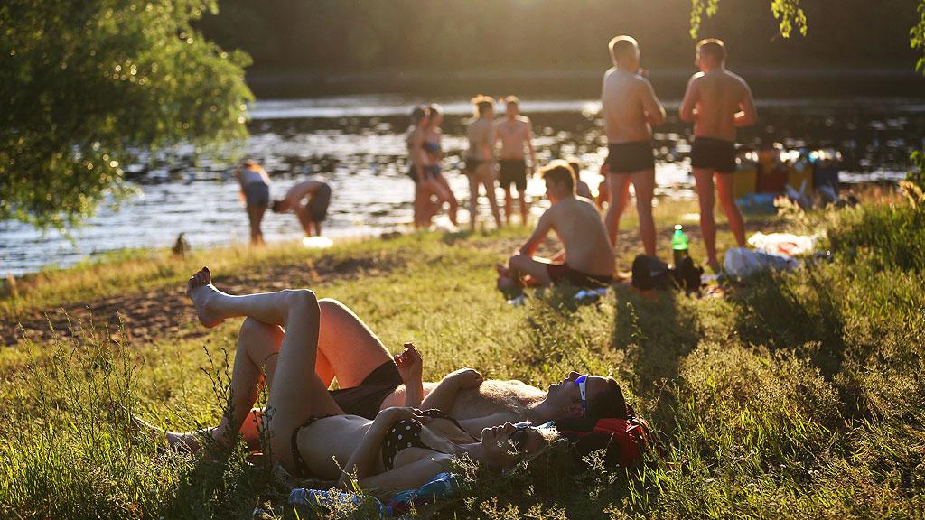 Суд запретил купаться на одном из популярных пляжей  в Воронеже