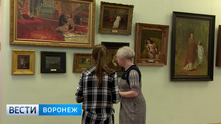 В воронежском музее копию картины Репина «Сыноубийца» от вандалов охранять не будут