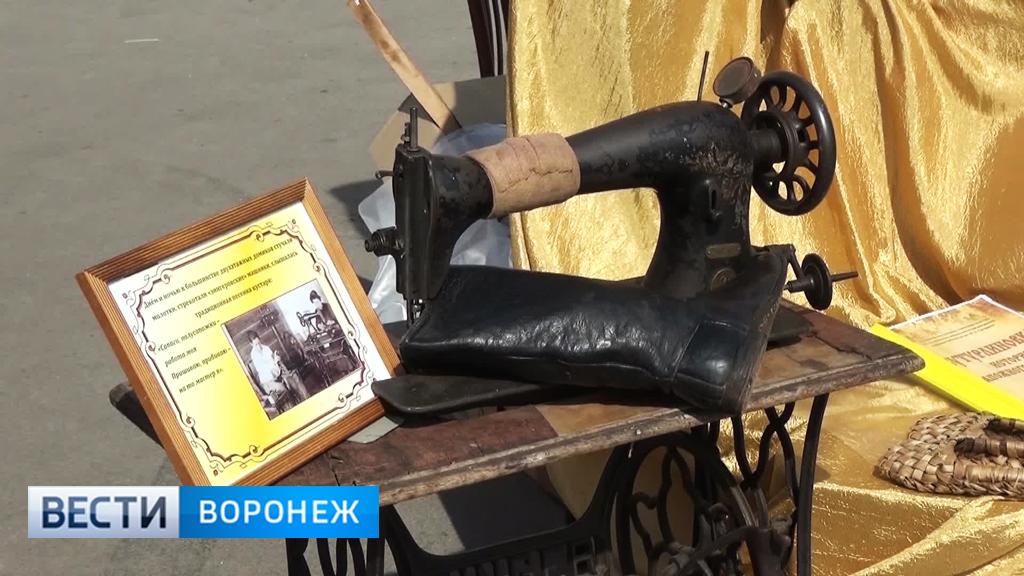 В Воронежской области отметили «Праздник Сапога»