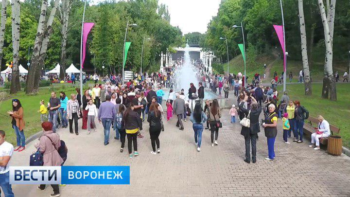 Воронежские власти пересмотрят концепцию развития Центрального парка