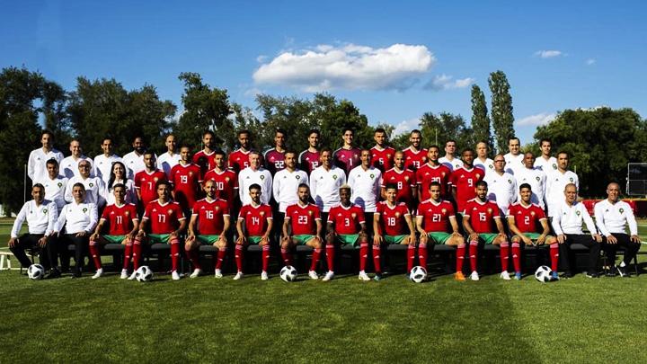 Марокканская сборная покинула Воронеж