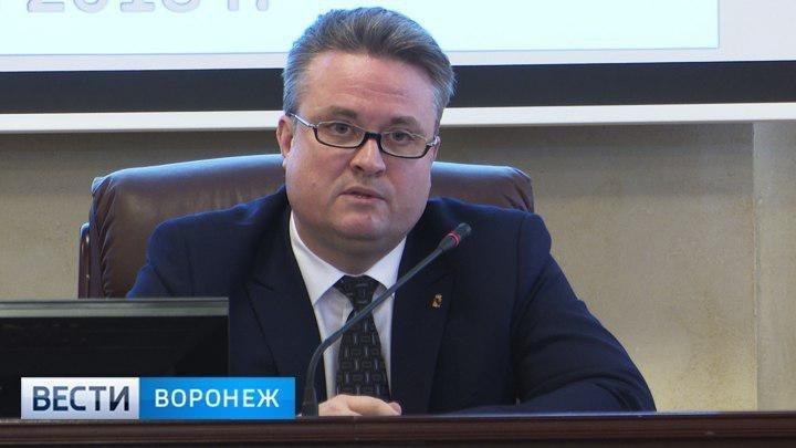 Мэр Воронежа Вадим Кстенин в 2017 году увеличил свои доходы на треть