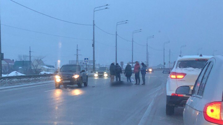 В Воронеже водитель ответит в суде за смерть сбитой на «зебре» матери двоих детей
