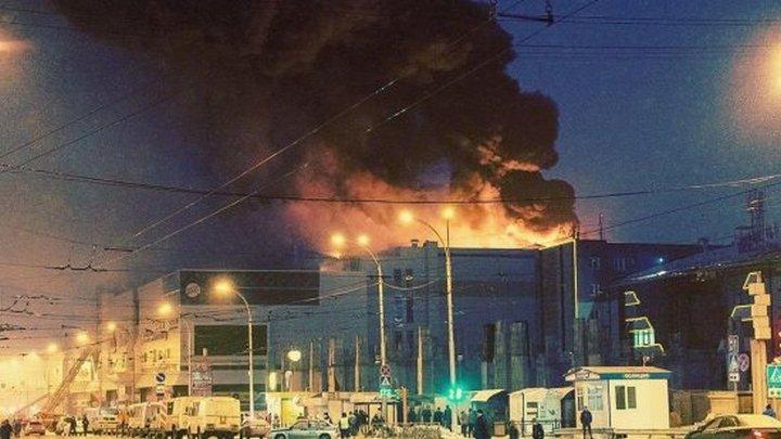 Главного кемеровского спасателя задержали по делу о пожаре в «Зимней вишне»
