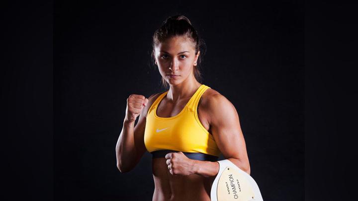 Воронежская спортсменка рассказала о подготовке к бою за титул чемпионки мира WBC