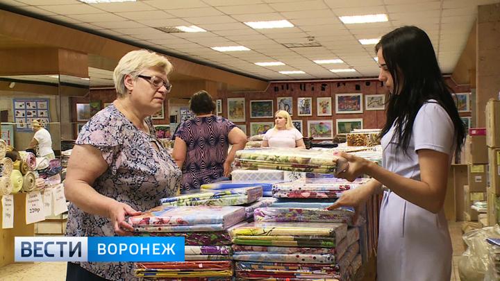 Воронежцы оценили высокое качество ивановского текстиля на выставке-продаже