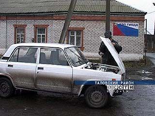 Администрации сельских поселений Таловского района получили 8 авто