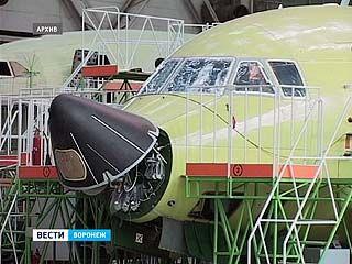 """Аэрофлот готов заказать 20 воронежских самолетов """"Ан-148"""""""