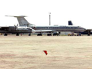 Аэропорты вынуждены работать в режиме фактической погоды