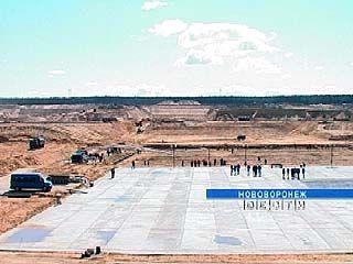 АЭС-2 - крупнейший строительный объект в Воронежской области