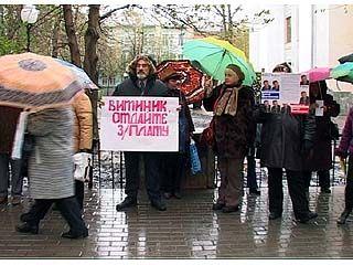 Агитаторы Виктора Витиника заявили, что их труд не был полностью оплачен