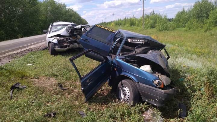 В Воронежской области попросили откликнуться очевидцев ДТП с 4 погибшими и 2 ранеными