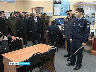 Академия Жуковского удивила гостей из Москвы