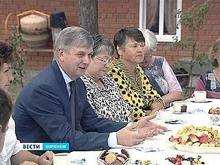 Александр Гусев встретил свой 50-летний юбилей в Масловке