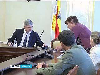Александр Гусев выслушал граждан