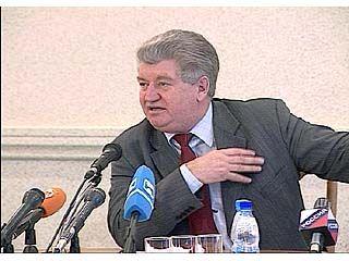 Александр Цапин ответит на вопросы журналистов