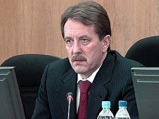 Алексей Гордеев отправился с рабочим визитом в Верхне-Хавский район