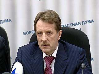 Алексей Гордеев покидает свой пост и переезжает в Воронеж