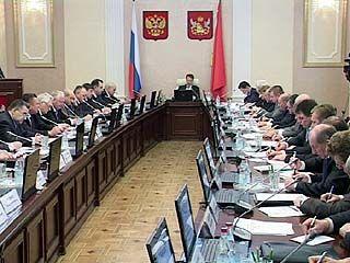 Алексей Гордеев встретился с главами районов и округов области