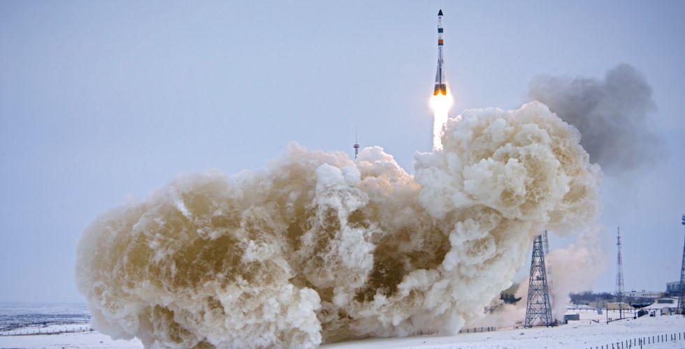 Ракета с воронежским двигателем стартовала с космодрома Байконур