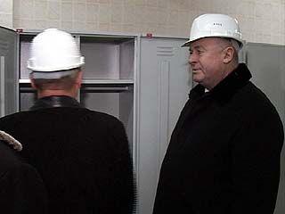 Анатолий Володько посетил Воронежский тепловозоремонтный завод