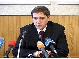 Андрей Соболев встретился с журналистами
