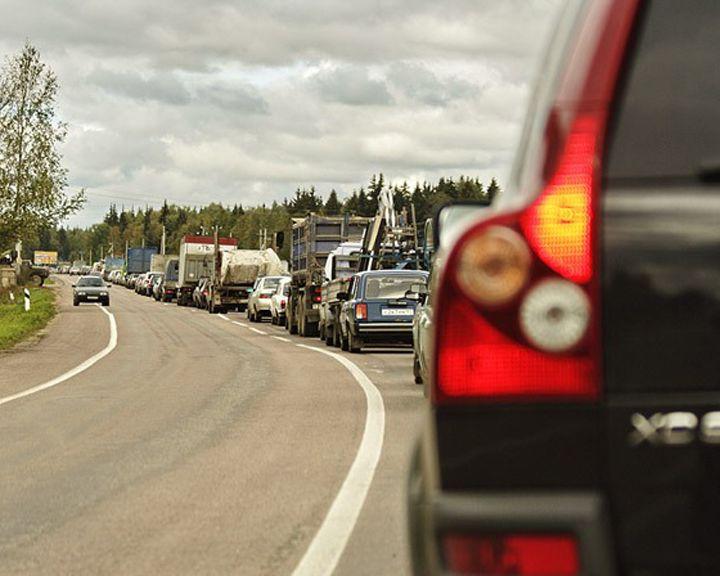 Авария парализовала движение на трассе «Курск-Воронеж» в Грибановском районе