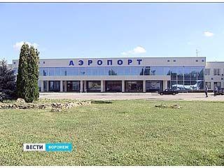 Авиарейс из Воронежа в Москву был задержан из-за сообщения о заминировании