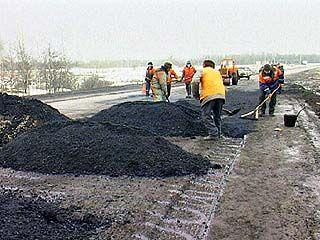 Автомагистраль Дон круглогодично обеспечивает дорожников работой