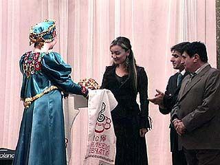 Азербайджанский ансамбль выступил в воронежской филармонии