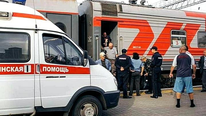 В Воронежской области умер 4-летний пассажир поезда