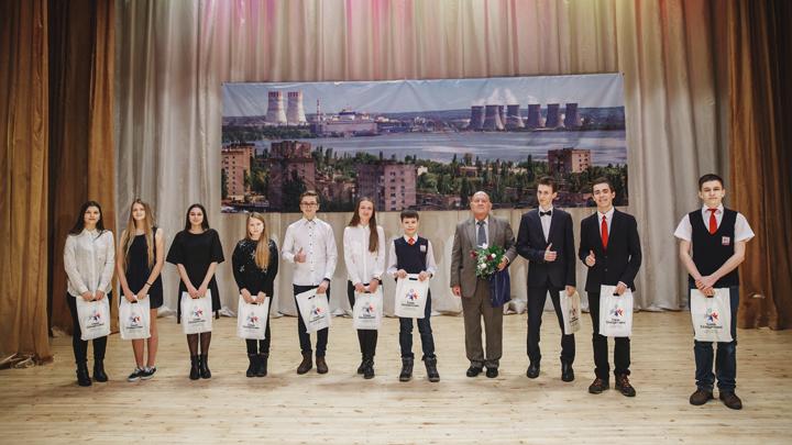 На всероссийском конкурсе «Слава Созидателям!» Воронежскую область представят 10 школьников