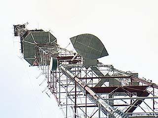 Башней раздора стала новая телевышка в Павловске