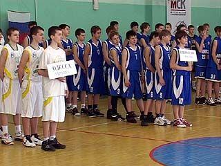 Баскетбол в Воронеже выходит на международный уровень