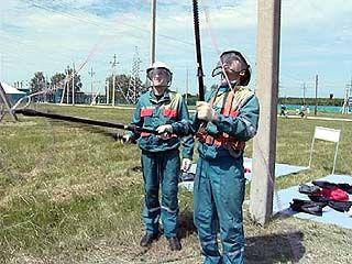 Безопасность - главное условие в работе энергетиков