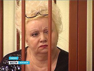 Бизнес-леди из Калача, обвиняемая в двойном убийстве, предстала перед судом