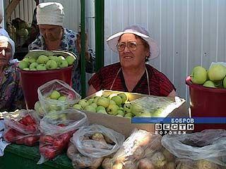 Бобровские предприниматели вынуждены торговать в убыток
