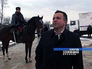 Бобровские школьники к Новому году получили сразу несколько сюрпризов