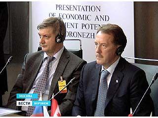Более 40 канадских компаний узнали о потенциале Воронежского региона