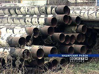 Большая часть села Олень-Колодезь может остаться без газа