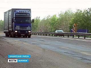 Большегрузы не хотят пускать на дороги Воронежа